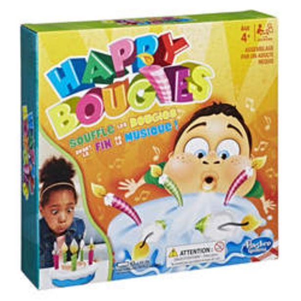 Happy Bougies offre à 19,59€