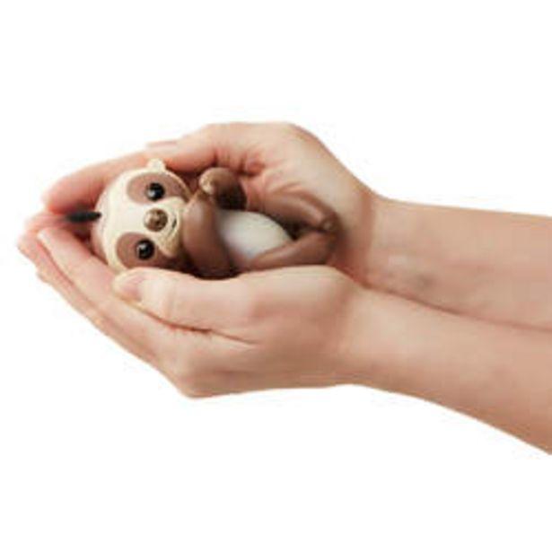 Fingerlings Bébé Paresseux Interactif - Kingsley offre à 11,49€