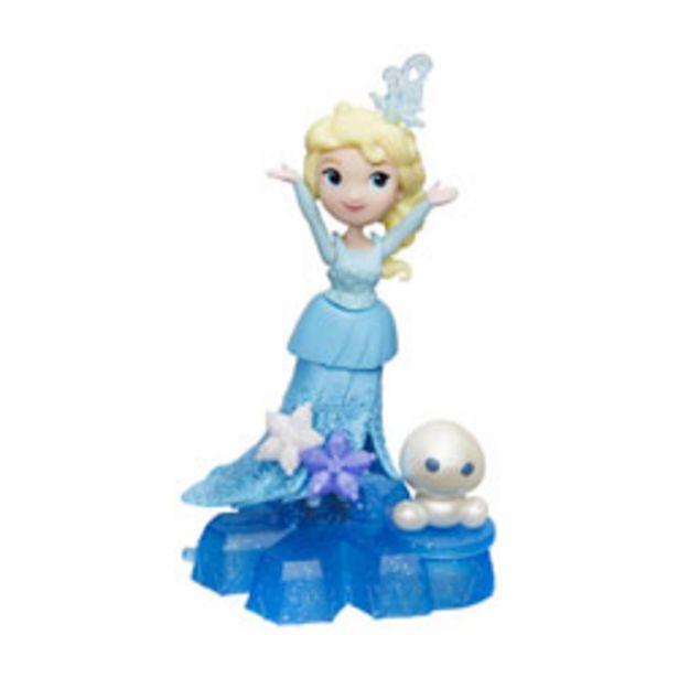 Mini poupée à fonction Reine des Neiges offre à 7€
