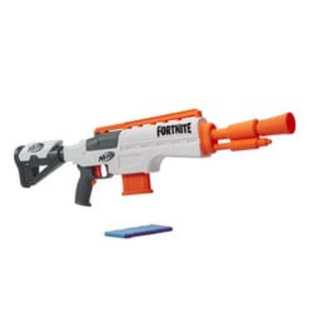 Pistolet Nerf Fortnite IR offre à 33,99€