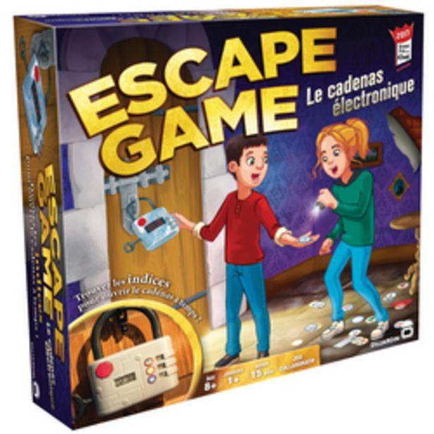 Escape Game offre à 29,99€