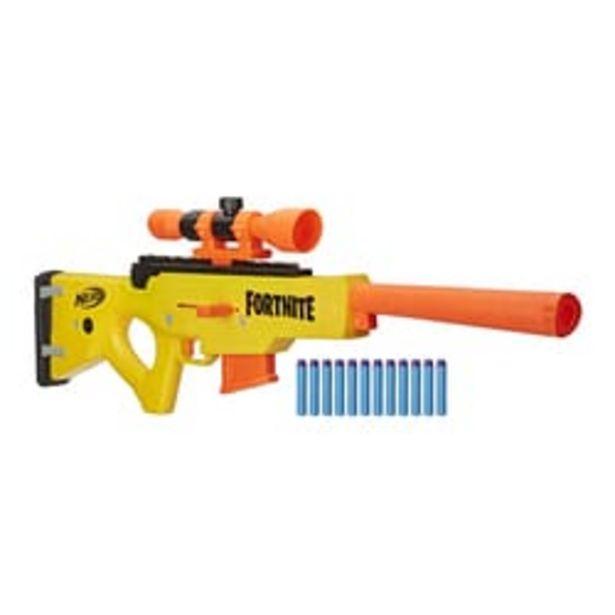 Pistolet Nerf Fortnite BASR-L offre à 36,99€