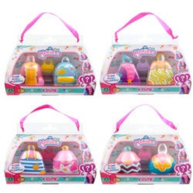 Kekilou Surprise-K Cutie 2 mini sacs offre à 8€