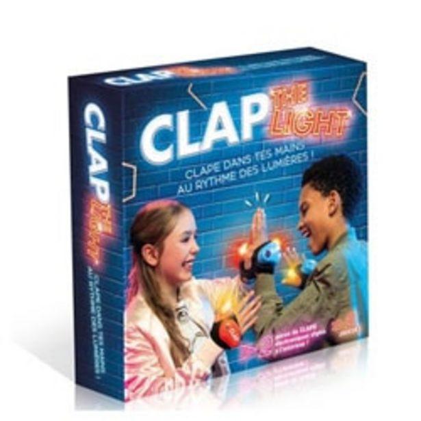 Clap The Light offre à 8,99€