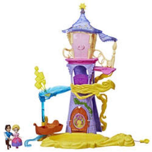 Mini poupée Raiponce Aventure tournoyante - Disney Princesses offre à 17,99€