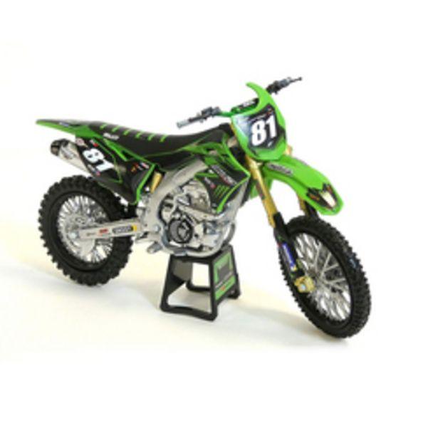 Moto Kawasaki Racing 1/12 ème offre à 16,79€