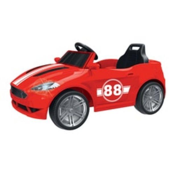 Voiture électrique 6V rouge offre à 109,99€