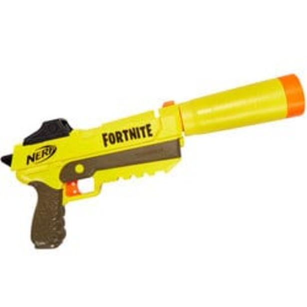 Pistolet Nerf SP-L - Fortnite offre à 21,99€