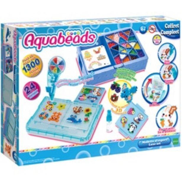 Aquabeads mallette d'expert offre à 29,99€