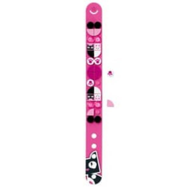 41901 - LEGO® DOTS - Le bracelet animaux rigolos offre à 4€