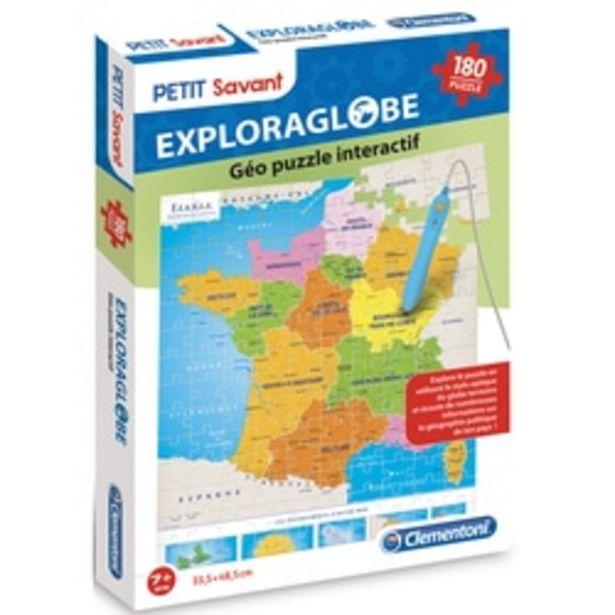Puzzle Exploraglobe offre à 7€