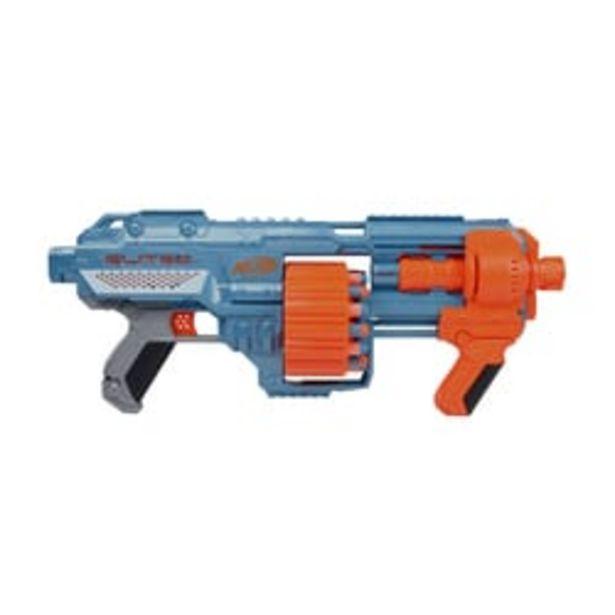 Pistolet Nerf Elite 2.0 Shockwave RD-15 offre à 24,99€