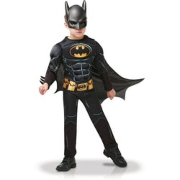 Déguisement Luxe Batman 5/6 ans offre à 34,99€