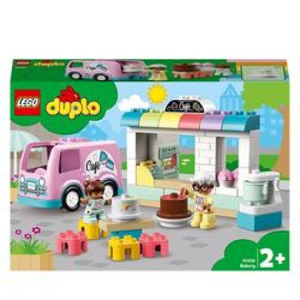 10928 - LEGO® DUPLO la pâtisserie offre à 26,99€