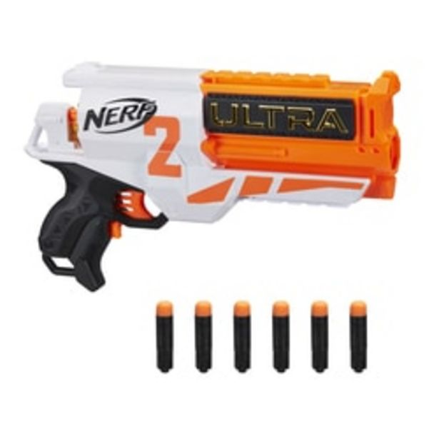 Pistolet Nerf Ultra Two offre à 24,99€
