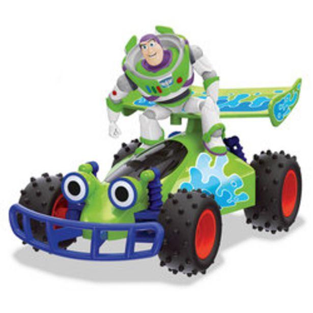 Buggy radiocommandé Buzz Toy Story 4 offre à 19,99€