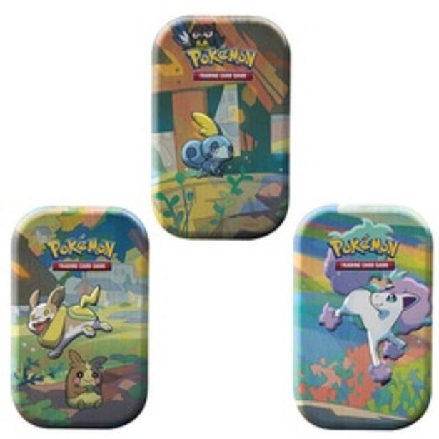 Mini-boîte Pokémon 2 boosters Pâques 2020 offre à 8€