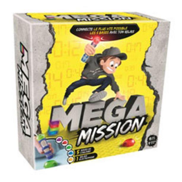 Méga Mission offre à 10€