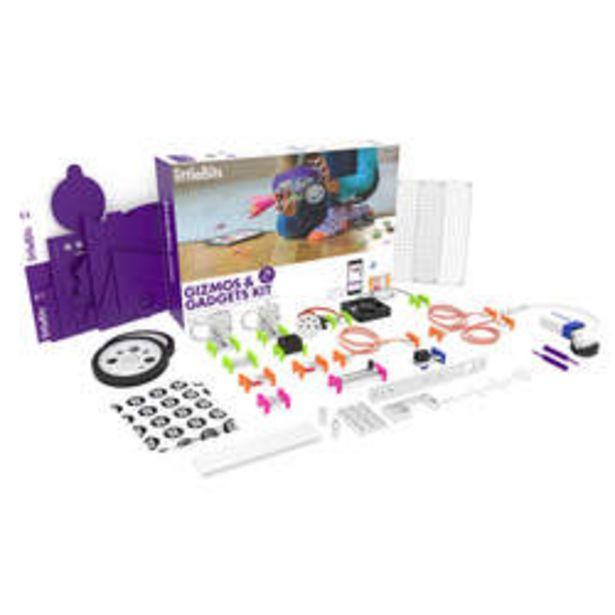 Kit d'invention - Gizmos & Gadgets Kit offre à 149,99€