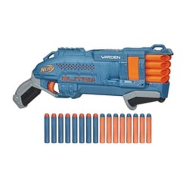 Pistolet Nerf Elite 2.0 Warden DB 8 offre à 24,99€