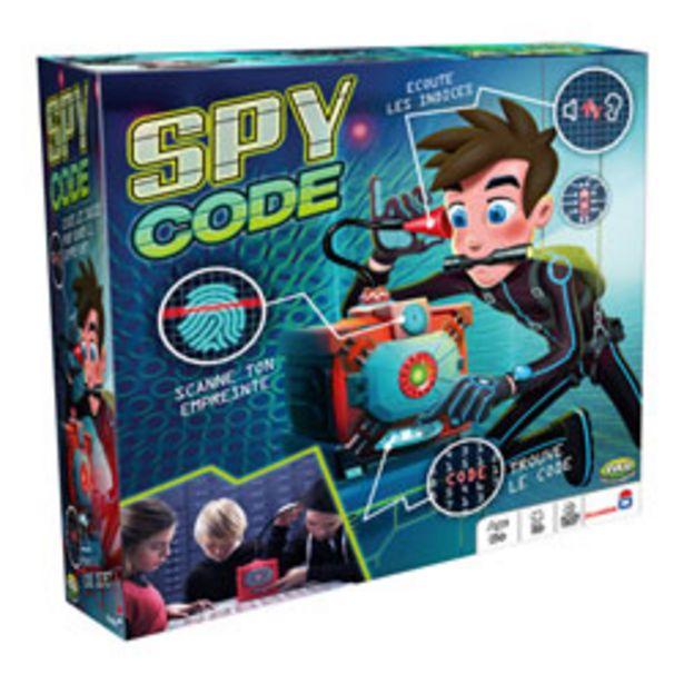 Jeu spy code offre à 11,99€