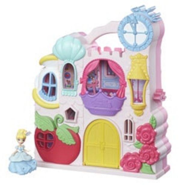 Château Mini poupées Disney Princesses offre à 17,49€