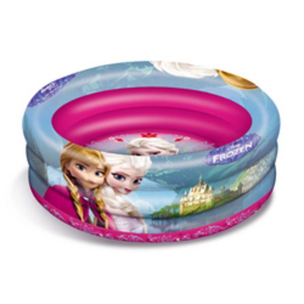 Piscine gonflable 100 cm La Reine des Neiges offre à 12,59€