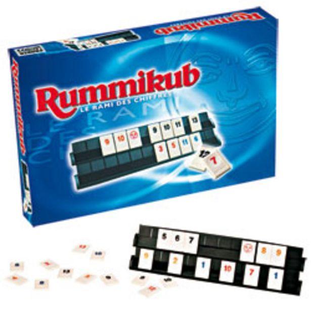 Rummikub chiffres offre à 27,99€