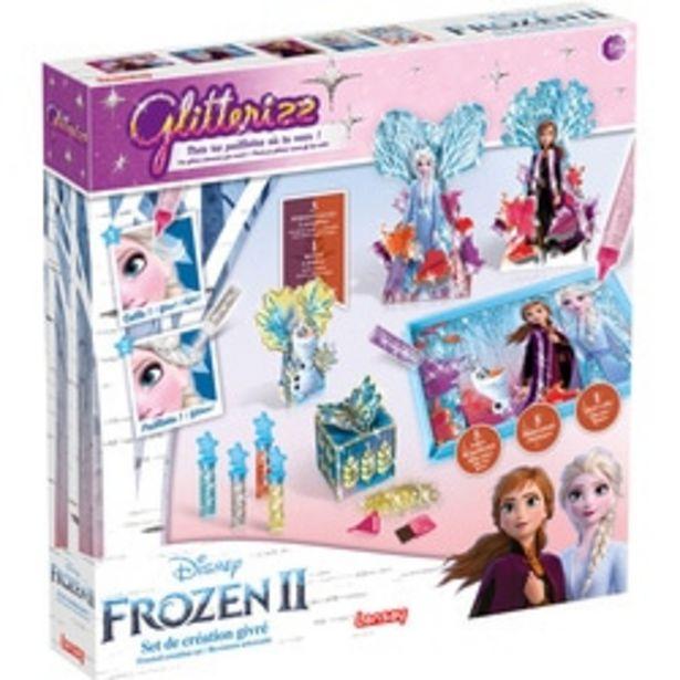 Glitteriz - Set de création givrée Disney La Reine des neiges 2 offre à 20,99€