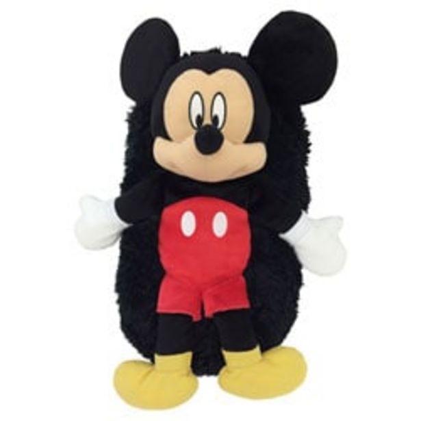 Peluche cali pets Mickey 35 cm offre à 14,99€