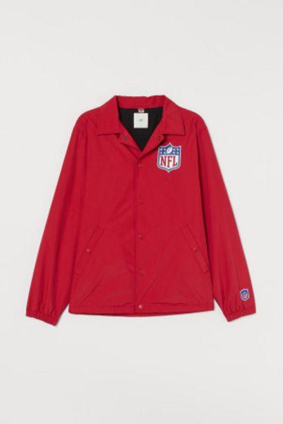 Coach jacket coupe-vent offre à 24,99€