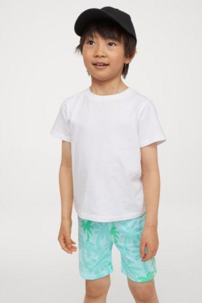 Short imprimé en jersey offre à 1,99€