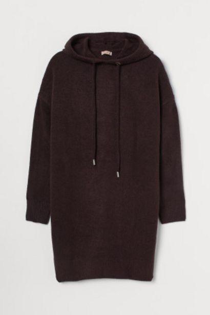 H&M+ Robe à capuche en maille offre à 19,99€
