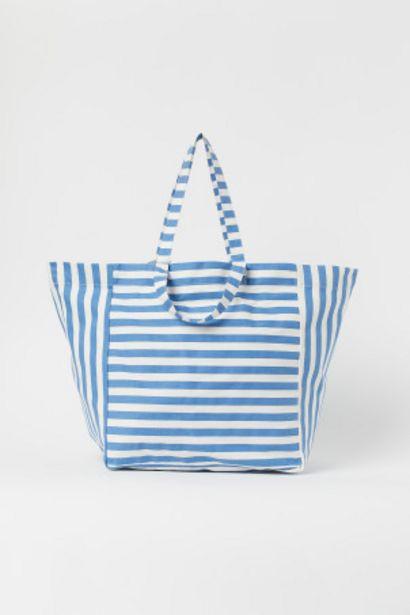 Grand sac de plage offre à 9,99€