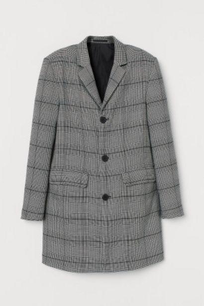 Manteau à carreaux offre à 47,99€