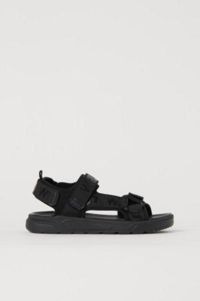 Sandales en mesh offre à 7,99€