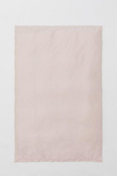 Housse de couette en coton offre à 54,99€