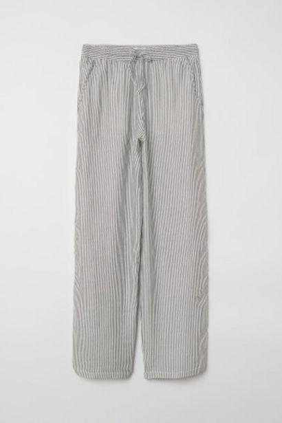 Pantalon à taille élastique offre à 11,99€