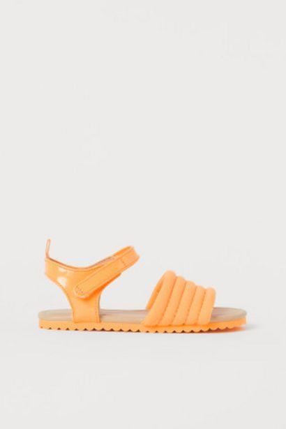 Sandales offre à 4,99€
