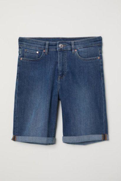 Short en jean offre à 6,99€