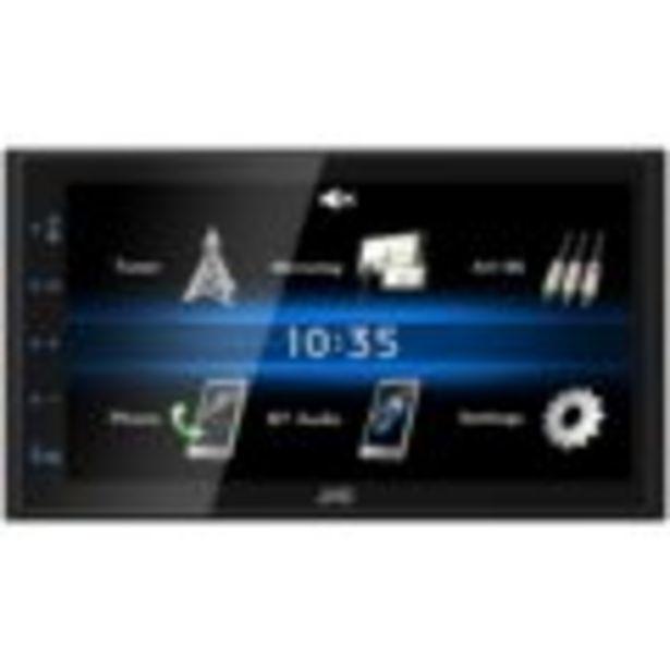Autoradio JVC KW-M25BT offre à 179,95€