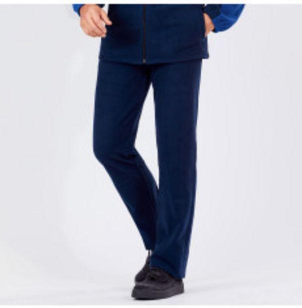 Pantalon polaire homme offre à 14,99€