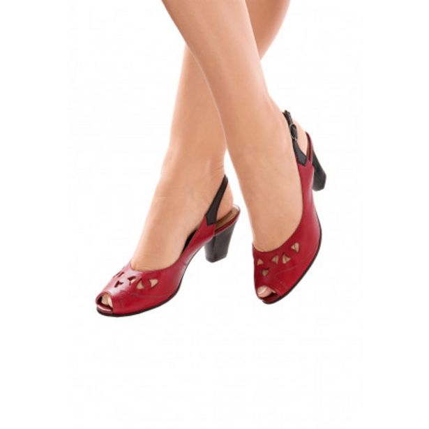 Sandales cuir Confort BB offre à 23,59€