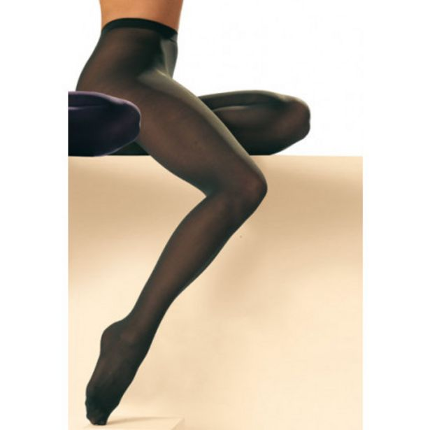 Collants microfibre x 2 offre à 9,49€