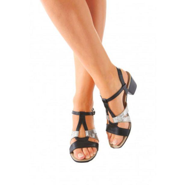 Sandales bimatière offre à 24,99€