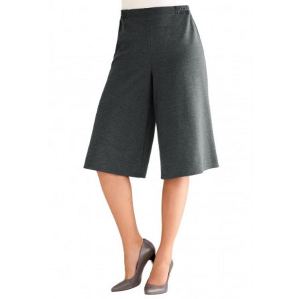 Jupe culotte milano, 2statures offre à 10,49€