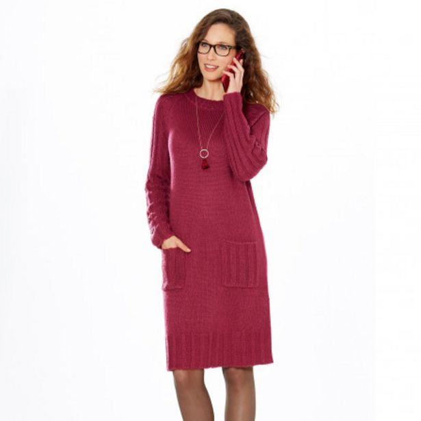 Robe pull confortable offre à 22,49€