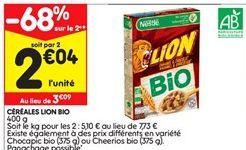 Céréales Nestlé offre à 2,04€
