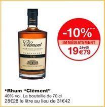 Rhum offre à 19,79€
