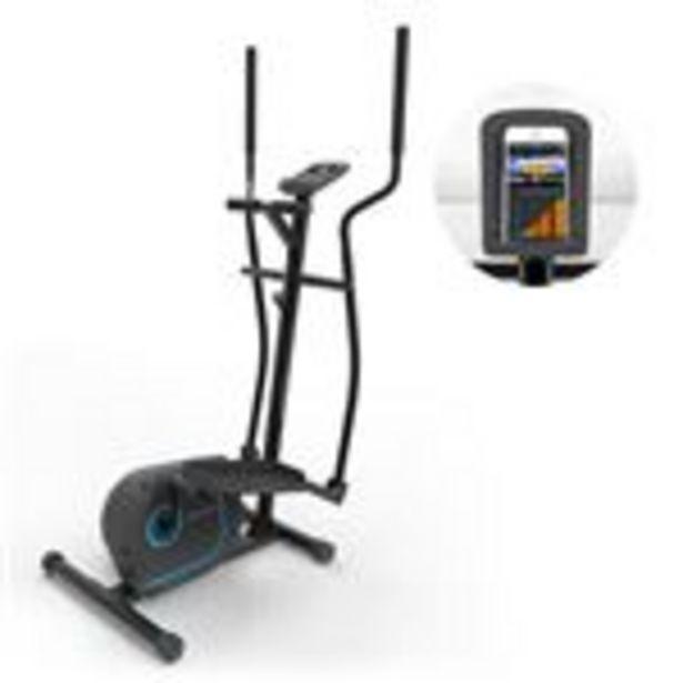 Klarfit Myon Cycle Vélo elliptique ergonomique avec écran LCD - Inertie 12 kg - Noir offre à 309,99€